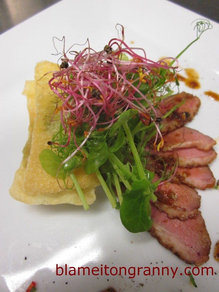 DuckBreast with WontonFriters_small