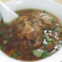 Chai Leng Park Pork Trotter Mee Suah