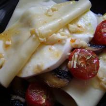 Portobello Open Lasagne