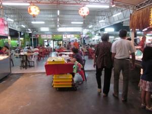 Tanjung Bunga hawker center