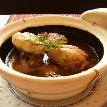 Minangkabau Curry Chicken