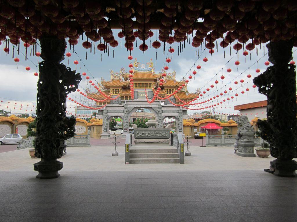 Temple Nine Emperor