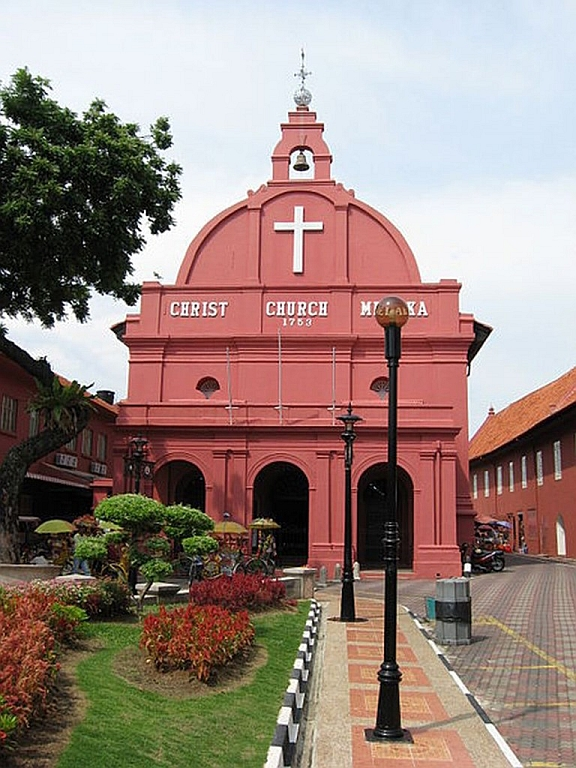 First Church Melaka