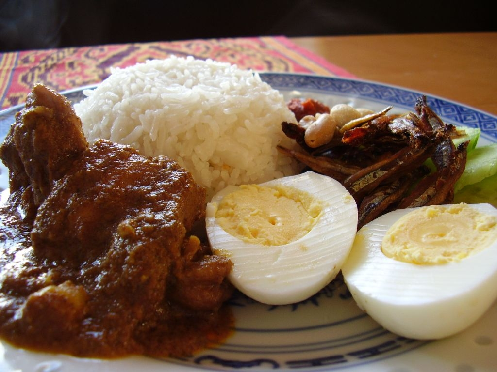 Nasi Lemak